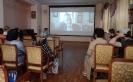 Картина молодого режиссера Ивана Соснина «Интервью» с Алексеем Серебряковым в главной роли, по мнению краснотурьинцев, была лучшей в конкурсной программе Фестиваля уличного кино