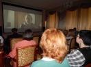 Зрители конкурсной программы Фестиваля уличного кино в Центральной городской библиотеке