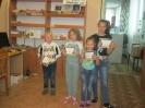 Самые эрудированные участники краеведческой программы получили дипломы с присвоением звания «Краснотурьинский бурундук»