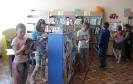 Участники познавательного часа, посвященного Всемирному дню шоколада в Библиотеке № 10