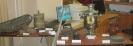 Выставка предметов шахтёрского труда и быта «Шахтёрский огонёк» в Библиотеке № 9 поселка Рудничный