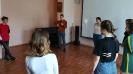 Мастер-класс по актерскому мастерству от студента Санкт-Петербургского университета культуры и искусства Романа Сенина