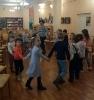 Участники Областного фестиваля «ЭтноКино» в Центральной городской библиотеке