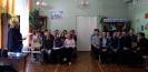 Участники мероприятия, посвященного Дню солидарности в борьбе с терроризмом в Библиотеке № 8