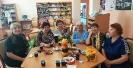 Участники клуба любителей сада и огорода «Ягодка» на встрече в Центральной городской библиотеке