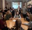 Литературно-интеллектуальная игра «Чемпионат читателей» в Центральной городской библиотеке