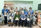 День пожилого человека в Библиотеке № 6 поселка Чернореченск