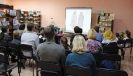Познавательная программа «Самый уральский народ – манси» в рамках акции «Ночь искусств» в центральной детской библиотеке