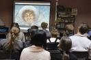 Кинопоказ мультипликационных фильмов уральских режиссеров в рамках акции «Ночь искусств» в центральной детской библиотеке