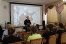 Познавательная программа, посвященная 100-летию со дня рождения конструктора Михаила Калашникова в центральной городской библиотеке