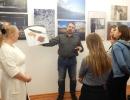 Фотограф Вадим Смальков рассказал участникам встречи о своих работах, об особенностях фотомастерства
