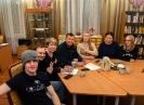 Команда библиотекарей и читателей «Театральный десант». Фото: Андрей Маслов