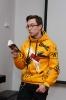 Участник молодежного поэтического баттла - 2019 Игорь Пашкин. Фото: Дмитрий Кусков.