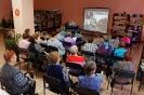 Литературно-музыкальный вечер «Жизнь как песня», посвященный композитору Александре Пахмутовой в центральной детской библиотеке