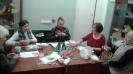 Мастер-класс по вязанию новогодних украшений в библиотеке № 8