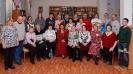 Участники музыкально-поэтического квартирника, посвященного юбилею города Краснотурьинска в центральной городской библиотеке