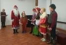 Дети из Краснотурьинской коррекционной школы – интернат показали спектакль «Морозко» членам городского общества инвалидов