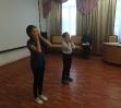 Дети из Краснотурьинской коррекционной школы – интернат читали стихи для членов городского общества инвалидов