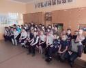 Участники познавательной программы «День рукавички» - учащиеся начальных классов школы-интерната