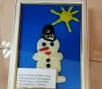 Экспонат выставки творческих работ детей с ограниченными возможностями здоровья