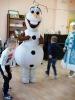 Новогодний утренник «День рождения Снеговика» в центральной детской библиотеке