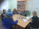 Встреча жителей поселка Чернореченск со специалистом Управления Пенсионного фонда России в городе Краснотурьинске