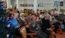Зрители и участники концерта авторской песни «Жизнь - вращение зим и вёсен» в центральной городской библиотеке