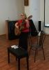 Надежда Смагина исполнила песню «Хочется счастья, а не покоя»