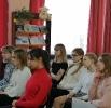 Участники встречи - десятиклассники школы № 24