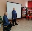 Гость встречи - краснотурьинский воин-интернационалист Алексей Иванович Кондратенко поделился личными воспоминаниями о своей службе в Афганистане