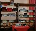 Книжная выставка «Обещаю вернуться живым…» в центральной детской библиотеке