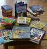Книги, собранные детьми в ходе акции «Дарите книги с любовью»