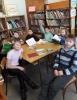 Краеведческий урок для школьников в библиотеке № 2 поселка Воронцовка