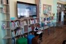 Акция «Приглашаем всех читать!» в центральной городской библиотеке