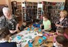 Мастер-класс для детей по изготовлению цветочной композиции из соленого теста в библиотеке № 10