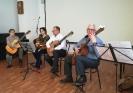 Ученики взрослого отделения Краснотурьинской детской музыкальной школы № 3