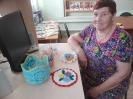 Тамара Антоновна Шмелева, читательница библиотеки № 6 поселка Чернореченск