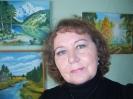 Вера Павловна Екимова, читательница библиотеки № 10 района Медная Шахта