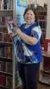 Маргарита Иванцова, читательница библиотеки № 9 поселка Рудничный