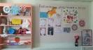 Выставка творческих работ жителей старшего поколения поселка Чернореченск в библиотеке № 6