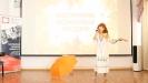 Участница музыкально-поэтического видеоквартирника «Краски октября» Нина Мингазова