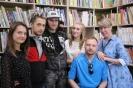 Волонтеры центральной городской библиотеки