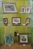 Выставка творческих работ сотрудников центральной городской библиотеки «В мире увлечений»