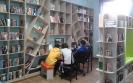 Посетители центральной городской библиотеки