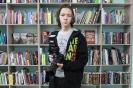 Андрей Маслов, читатель, волонтер центральной городской библиотеки