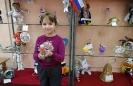 Ярослава Новосёлова - лауреат городского конкурса декоративно-прикладных работ «Супер-игрушка – 2020»