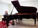 Студентка Краснотурьинского колледжа искусств Середа Лада Вячеславовна, 3 курс, отделение «Фортепиано»