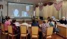 Встреча читателей-активистов с архитекторами Сибирской лаборатории урбанистики в центральной городской библиотеке