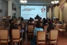 Занятие «Русский по средам» в центральной городской библиотеке