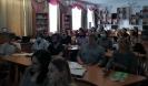 Посетители занятий «Русский по средам» в центральной городской библиотеке